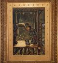 Burne Jones The Merciful Knight