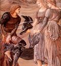 bs ahp Sir Edward Burne Jones The Arming Of Perseus[ Detail]