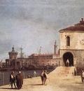 CANALETTO The Fonteghetto Della Farina