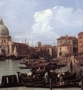 CANALETTO The Molo Looking West detail