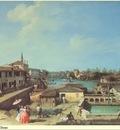 Republica SWD 001 Canaletto Dolo on the Brenta