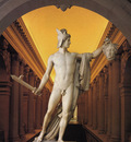 Canova Antonio Perseus with the Head of Medusa the Met