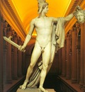 Perseus with the head of Medusa CGF