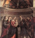 Carpaccio Presentation of Jesus in the Temple