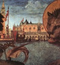 Carpaccio The Lion of St Mark detail1