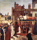 Martyrdom of the Pilgrims and the Funeral of St Ursula detail WGA