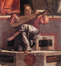 Presentation of Jesus in the Temple detail WGA