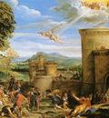 Carracci Annibale The martyre of St Steven 1603 Sun