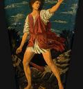 Andrea del Castagno The Youthful David, c 1450, NG Washingt