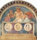 Christ in the Sepulchre with Two Angels synopia WGA