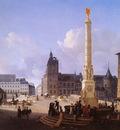 Cazin Jean Baptiste Louis View on Chotelet in P002