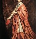 Champaigne Cardinal Richelieu II