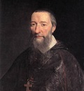 Champaigne Portrait of Bishop Jean Pierre Camus