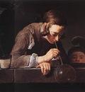 Chardin The Soap Bubble