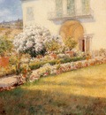 Chase William Merritt Florentine Villa