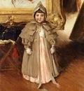 Chase William Merritt My Little Daughter Dorothy
