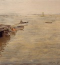 Chase William Merritt Seashore aka A Grey Day