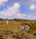 Chase William Merritt Shinnecock Landscape2