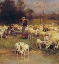Guarding the Flock