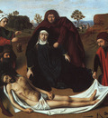 CHRISTUS THE LAMENTATION, METROPOLITAN MOA NY