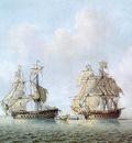 Cleveley Robert English war war vessels Sun