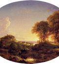 Cole Thomas Catskill Landscape