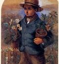 James Collinson Gardeners Apprentice, De