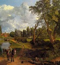 CONSTABLE FLATFORD MILL, 1817, OIL ON CANVAS