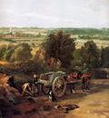 Constable John View on Dedham Sun