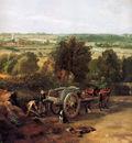 Constable John View on Dedham Sun