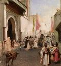 Entrance of Mohammed II