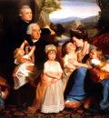 Y09 John Singleton Copley The Copley Family sqs