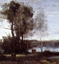 Corot Large Sharecropping Farm