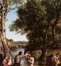 Corot The Baptism of Christ
