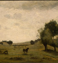 Corot View near Epernon, 1850 1860, NG Washington