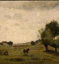 Corot View near Epernon, 1850 1860, NG Washington