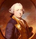 Cotes Francis Portrait Of Admiral Thomas Craven