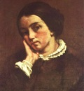 Courbet Juliette Courbet, 1874, oil on canvas, Museum of Art