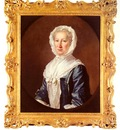 Cranke James Portrait Of Catherine Fleming Lady Leicester