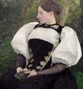A Woman from Bern Switzerland