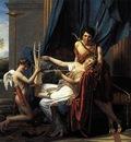 DAVID Jacques Louis Sappho and Phaon
