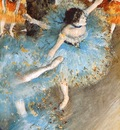 Degas, Edgar Swaying Dancer end