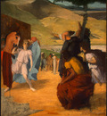 Degas Alexander and Bucephalus, 1861 1862, NG Washington