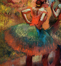Degas Edgar Dancer Sun