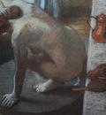 Degas The Tub, 1886, pastel on cardboard, Musee dOrsay, Par