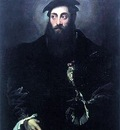dellabate portrait of a gentleman with a falcon, c  1548
