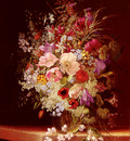 Dietrich Adelheid Still Life With Flowers