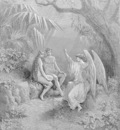 pl022 To whom the winged Hierarch replied O Adam, one Almighty is, from whom All things proceed