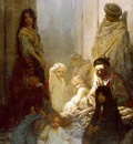 Dore Gustave La Siesta