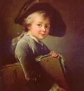 Douais F H Portrait Of The Artist As A Young Man